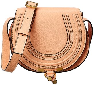 Chloé Marcie Mini Leather Crossbody