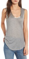 Zadig & Voltaire Women's Tam Scoop Neck Tank