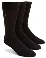 Polo Ralph Lauren Men's 3-Pack Socks