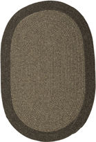 Colonial Mills Vermont Reversible Braided Oval Rug
