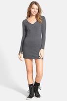 RVCA Easy Kill Back Cutout Dress