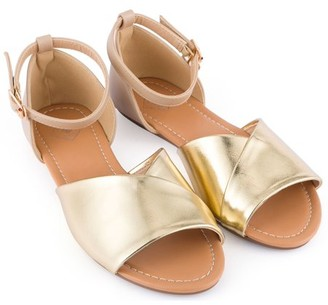 Gallery Seven Enchanting Crosscut Sandals for Women