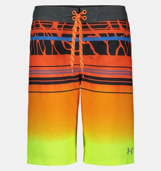 Under Armour Boys' UA Diverge Gradient Shorts