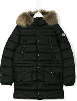 Moncler Teen padded coat
