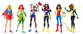 DC Super Hero Girls Ultimate Collection Dolls 6 Pack