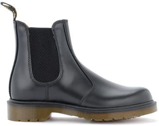 Dr. Martens Womens Chelsea Boot Model 2976 Made Of Black Leather