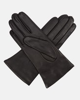 N.Peal Ladies Leather Short Glove