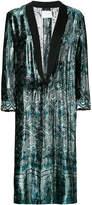 Forte Forte long kimono coat