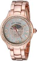 Betsey Johnson Women's BJ00537-03 Setting Sun Motif Dial Watch