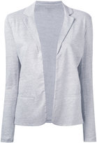 Majestic Filatures welt pocket blazer - women - Silk/Linen/Flax - 4