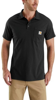Carhartt Force Cotton Delmont Pocket Polo Shirt - Men's