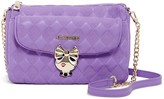 Love Moschino Quilted Buckle Crossbody