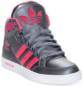adidas Women's Originals Hardcourt Casual Sneakers from Finish Line