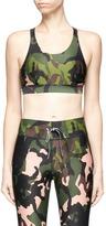 The Upside 'Crystal Camo' sports bra