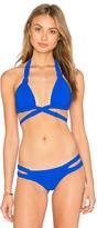 Vitamin A x Rocky Barnes Rocky Wrap Bikini Top