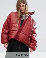 Reclaimed Vintage Oversized Padded Jacket