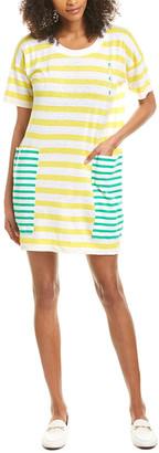 Escada Sport Linen T-Shirt Dress