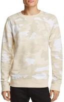 Wesc Marvin Camouflage Printed Sweatshirt