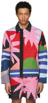 Craig Green Multicolor Acid Desert Island Holiday Jacket