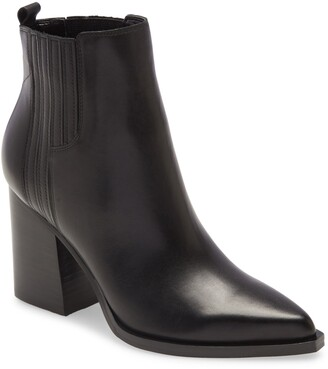 Marc Fisher Oshay Suede Bootie