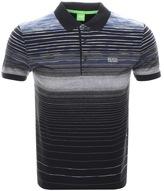 BOSS GREEN Paddy 3 Polo T Shirt Black