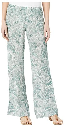 O'Neill Johnny Pants (Washed Spruce) Women's Casual Pants