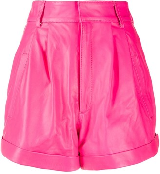 Manokhi High-Waisted Oversized Shorts