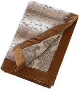 Thumbnail for your product : Etro Winnipeg Faux Fur Throw - Taupe - 140x185cm