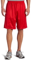 Soffe Men's Long Polyester Mini-Mesh Short