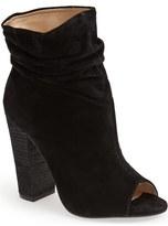 Kristin Cavallari 'Laurel' Peep Toe Bootie (Women)