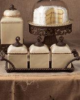 GG Collection Barcelona Spice Jar Set & Tray