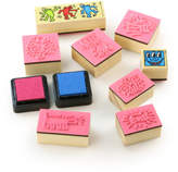 Vilac Keith Haring Stamps