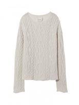 Nili Lotan Melange Mara Sweater