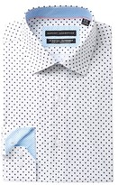 Report Collection Oxford Trim Fit Dress Shirt