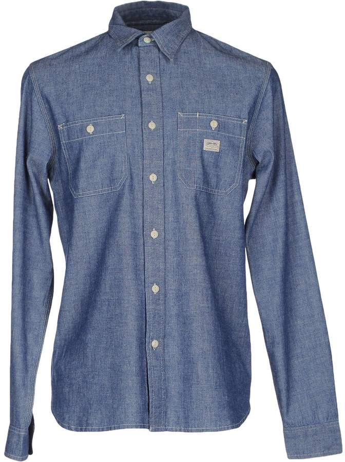 Denim & Supply Ralph Lauren Denim shirts - Item 42523716MH