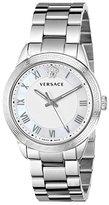 Versace Women's P6Q99FD002 S099 Stainless Steel Watch