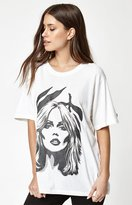 Obey Debbie Harry Zebra Portrait T-Shirt