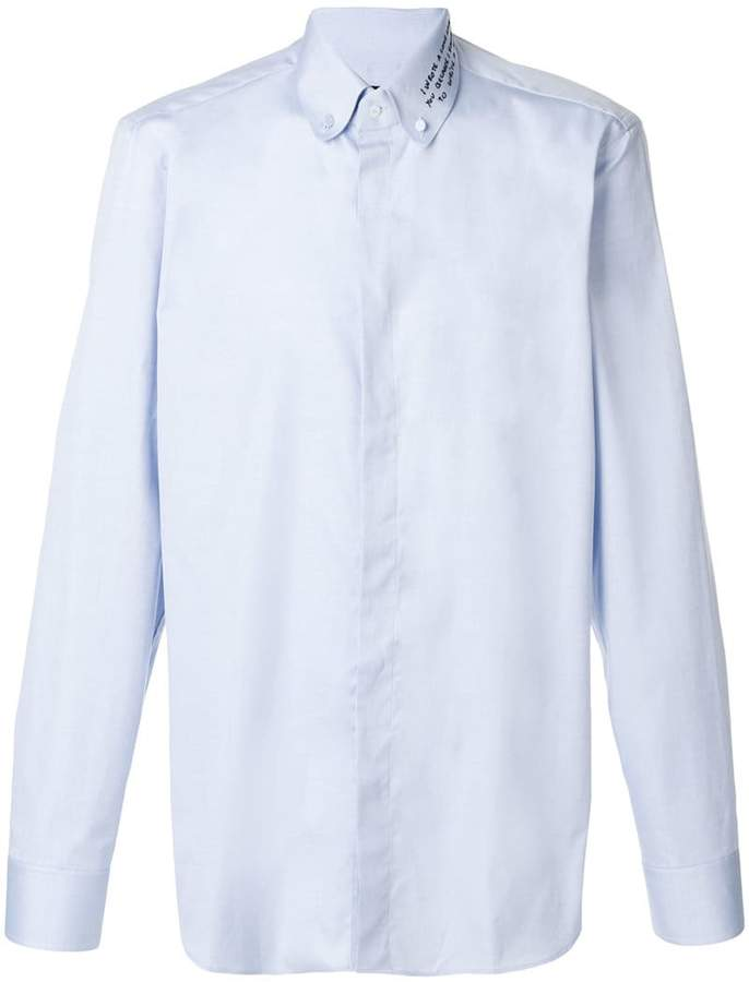 Gucci long-sleeve shirt