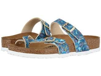 Birkenstock Mayari Bohemian Flower Birko-Flortm (Blue Birko-Flortm) Women's Sandals