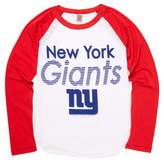 Junk Food Clothing New York Giants Cotton Tee