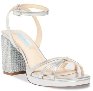 Betsey Johnson Zhara Platform Sandal