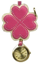 Moxie Kids' Clip Hearts Watch Pink