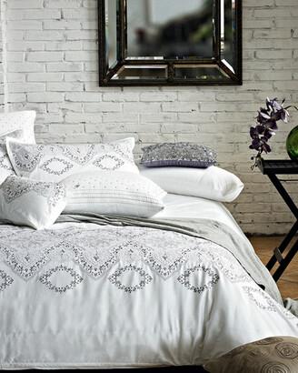 Melange Home Brocade Duvet Set