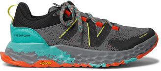 New Balance Fresh Foam Hierro V5 Rubber And Mesh Trail Running Sneakers