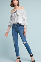 James Jeans Twiggy Mid-Rise Skinny Ankle Petite Jeans