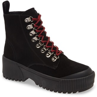 Jeffrey Campbell Finches Combat Boot
