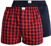 Ceceba 2 Pack Boxer Shorts Red Medium