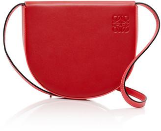 Loewe Heel Leather Shoulder Bag