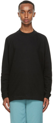 Jan-Jan Van Essche Black 49 Crewneck Sweater