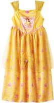 Disney Princess Belle Girls Fantasy Nightgown
